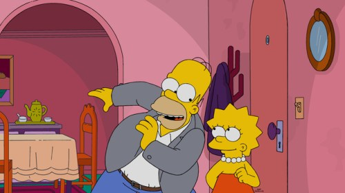 THE SIMPSONS: Homer promises to send Lisa to band camp in the all-new ÒLisa with an ÔSÕÓ episode of THE SIMPSONS airing Sunday, Nov. 22 (8:00-8:30 PM ET/PT) on FOX.. THE SIMPSONS ª and © 2015 TCFFC ALL RIGHTS RESERVED.