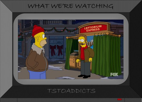 Leftorium Express Simpsons 2