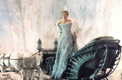 Tilda Swinton White WItch Narnia