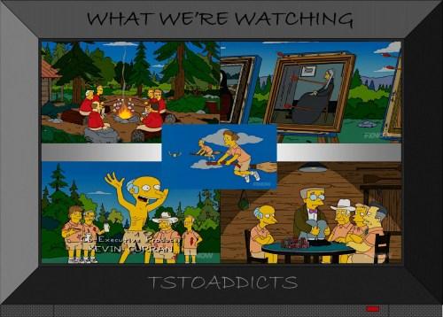 Billionaire's Retreat Simpsons 2