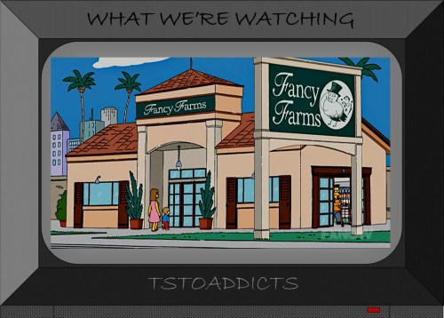 Fancy Farms Simpsons