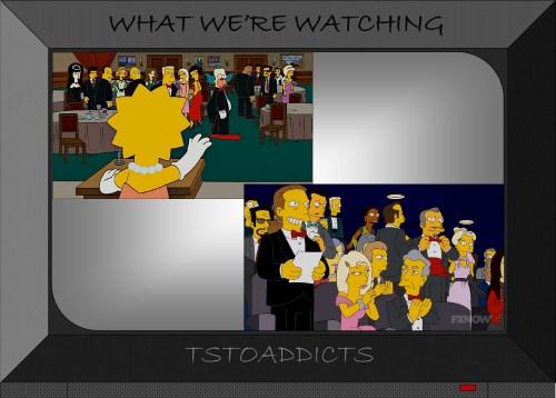 Paris Texan Simpsons 3