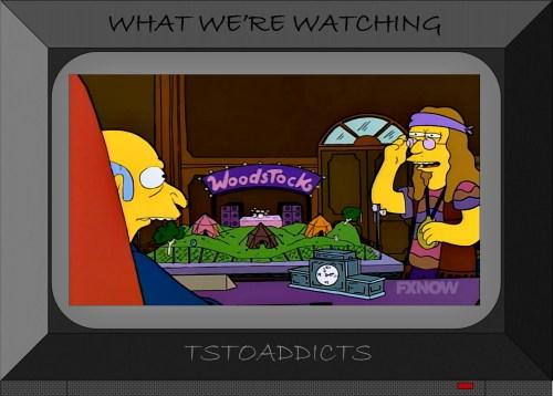 Woodstock Casino Simpsons