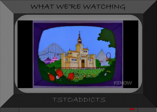 Duff Gardens Simpsons