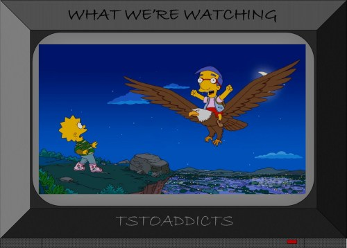 Everything is coming up Milhouse Simpsons