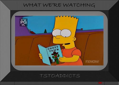 Ghost Town Bloodbath Gulch Simpsons