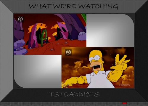 Insanity Peppers Hallucination Trip Simpsons