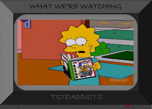 Lisa Simpsons Book