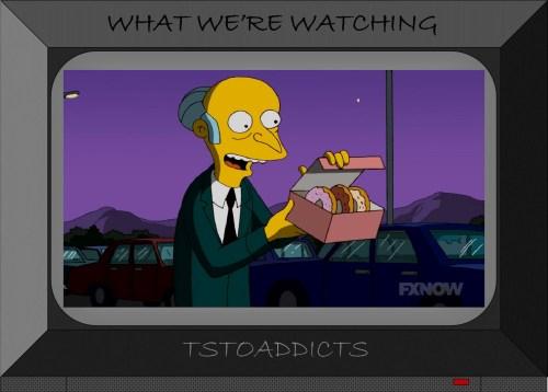 Mr. Burns donuts
