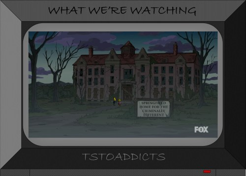 Springfield Home for the Criminally Different Simpsons