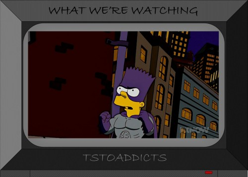 Bartman Begins Simpsons
