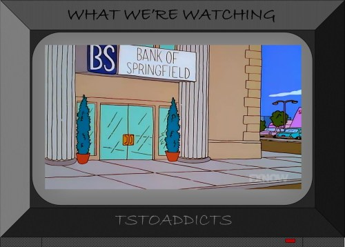 BS Bank of Springfield Simpsons