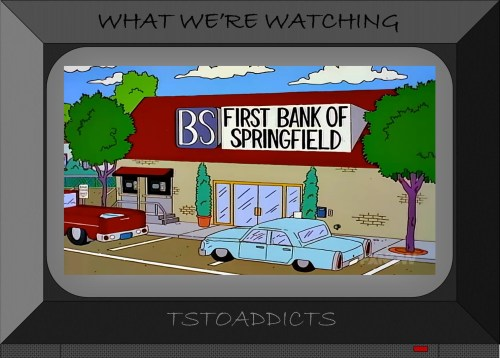 First Bank of Springfield Simpsons