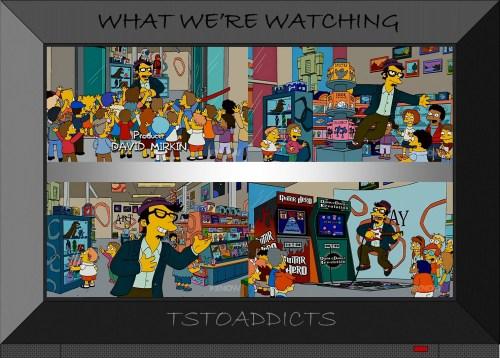 Milo Coolsville Simpsons