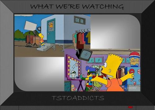Radioactive Man Movie Fallout Boy Milhouse's Trailer Simpsons