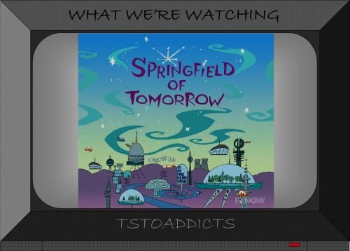 Springfield of Tomorrow Simpsons