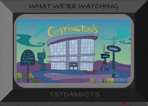 Springfield of Tomorrow's Costington's Simpsons