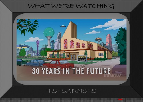 future-first-church-of-springfield-dome-icile-and-hover-car-simpsons