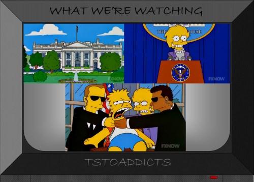 mooch-bart-and-president-lisa-future-simpsons