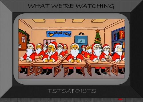 santa-school-simpsons