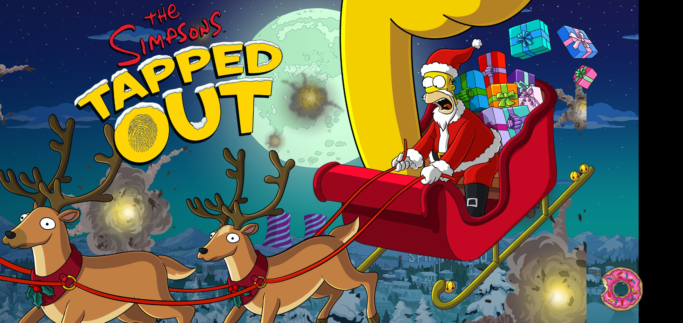 Simpsons Tapped Out Christmas Update 2021 Christmas Update Is Coming The Simpsons Tapped Out Addictsall Things The Simpsons Tapped Out For The Tapped Out Addict In All Of Us
