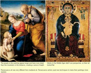 RENAISSANCE & MEDIEVAL ART
