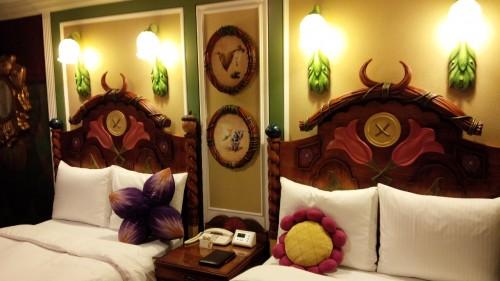 DSC 4165 500x281 【ディズニーランドホテル】ティンカーベルルームに宿泊しました!