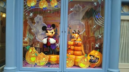 DSC 0883 500x281 ディズニーランドのハロウィン!その2☆2016年秋ディズニー旅行