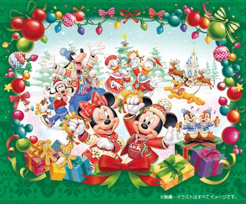 2018 land xmas 500x414 2018ディズニーランドのクリスマス食べ歩きスナックまとめ♡