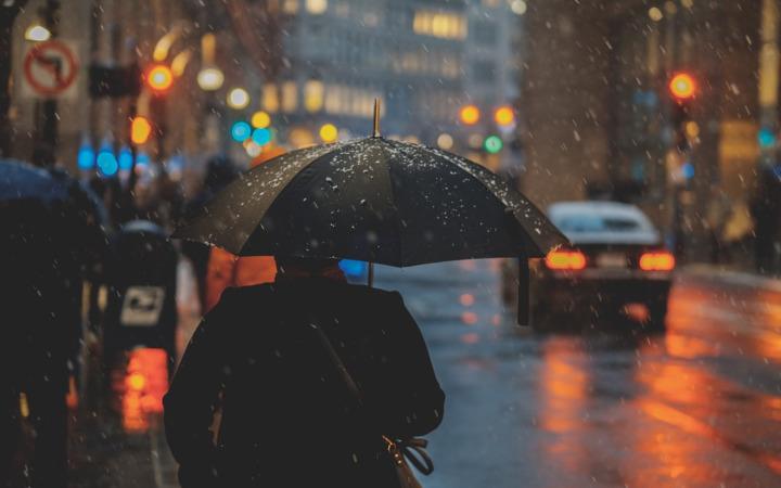 ゲリラ豪雨とは 原因