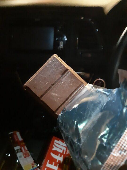 板チョコアイス スーパーマーケット