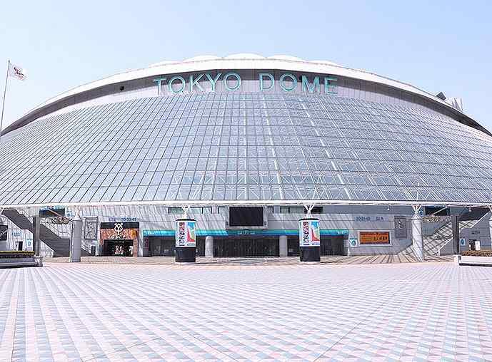 東京ドーム 容積
