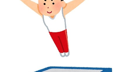 トランポリン オリンピック代表