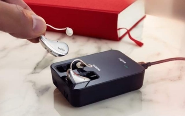 補聴器 充電 セリオン 土浦