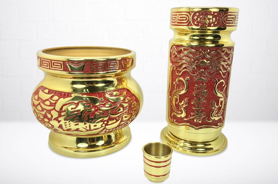 硃砂系列 – 村大銅器