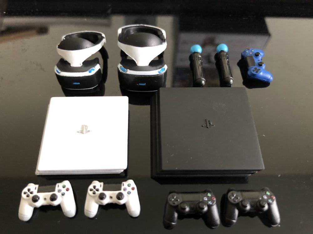 「PS4」「PSVR」
