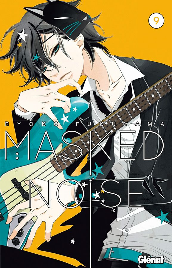 Masked noise tome 9