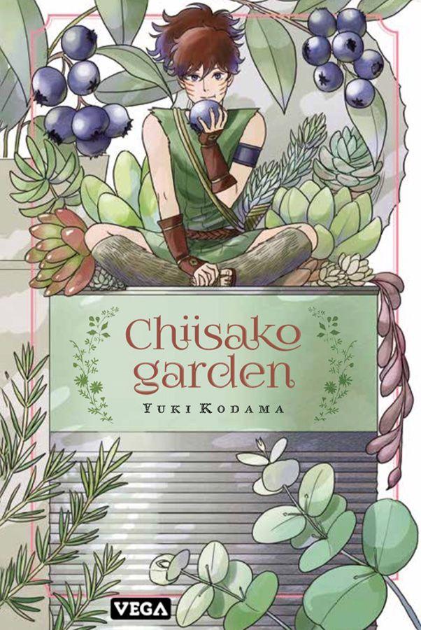 Couverture du one-shot Chiisako's garden