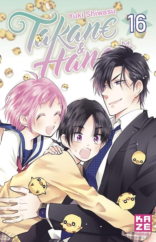 Takane & Hana tome 16