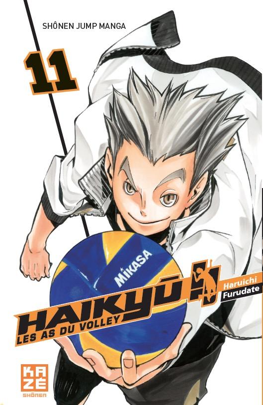 Haikyû!! tome 11
