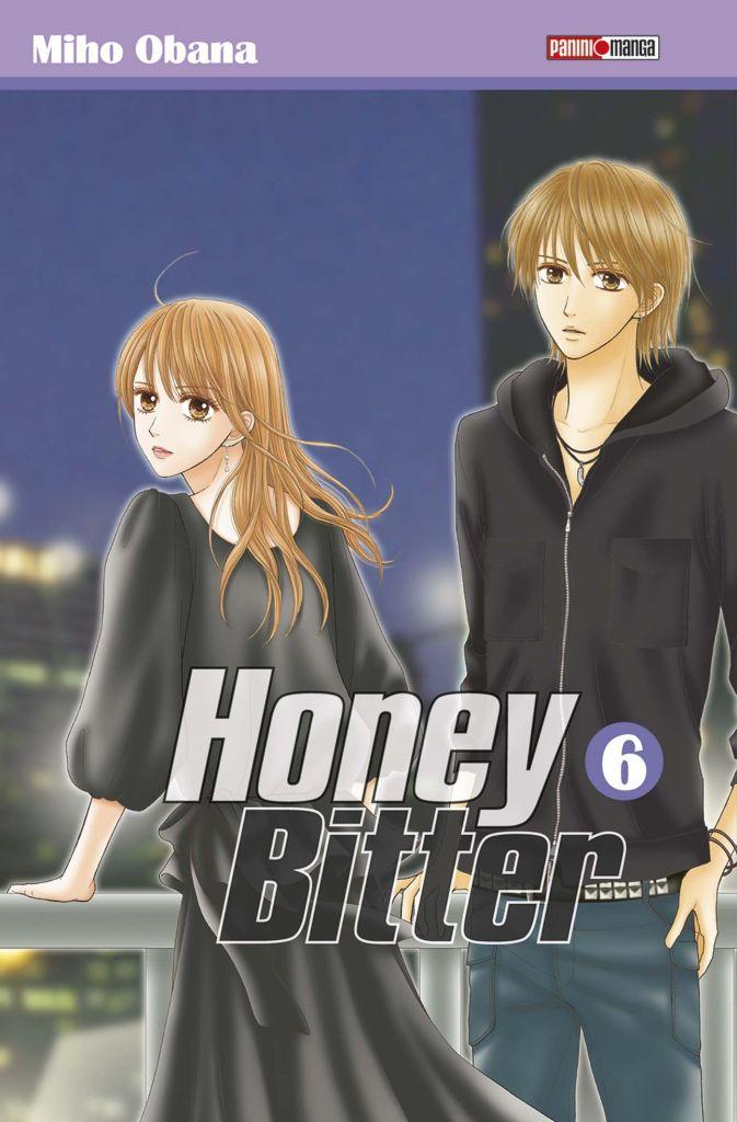 Honey bitter tome 6 (volume double 7 et 8)