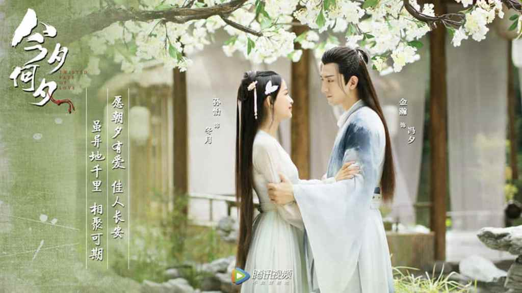 Dong Yue et Feng Xi - Twisted fate of love