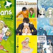 achats mangas de février 2021 - Tsuki no sekai