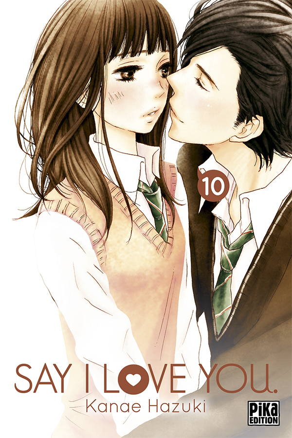 Say I love you tome 10