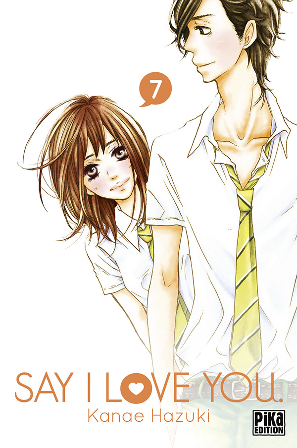 Say I love you tome 7