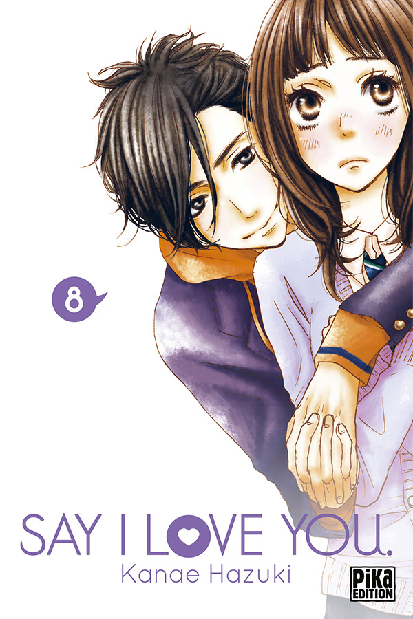 Say I love you tome 8