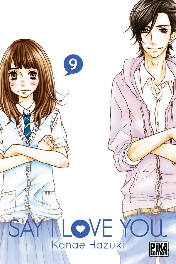 Say I love you tome 9