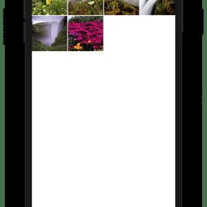 イメージピッカー(UIImagePickerController)で画像を選択するには