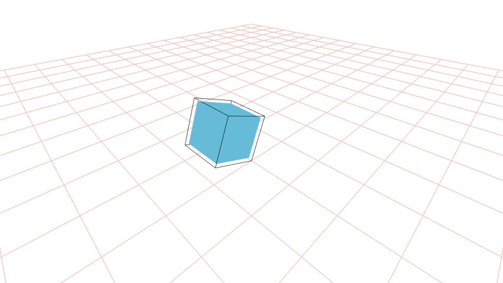 [work 83] Cube