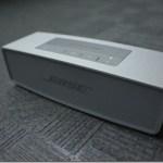 【レビュー】Bose Sound Link Mini2   レビュー2「ファーストインプレッション」